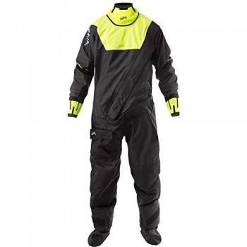 Zhik Junior Racing Drysuit Dry Suit - Traje Dry 3 Capas Impermeable Sprayproof - Unisex